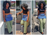 Makoti Wide Leg Pants