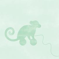 Little Homemade monkey